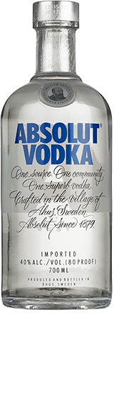 Absolut Vodka (700ml)
