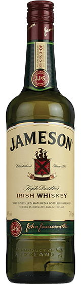 Jameson Irish Whiskey (700ml)