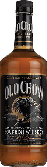 Old Crow Bourbon (1000ml)