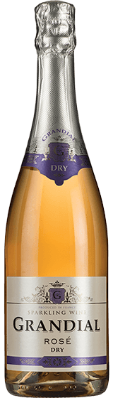 Grandial French Sparkling Rose NV
