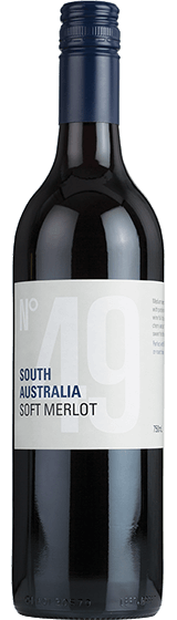 Cleanskin No. 49 South Australian Merlot 2020
