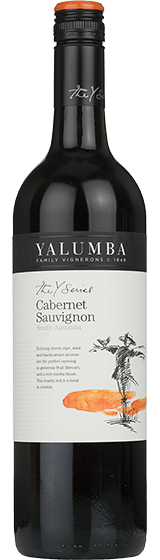 Yalumba Y Series South Australia Cabernet Sauvignon 2017