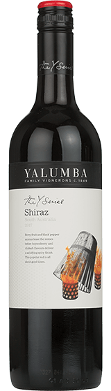 Yalumba Y Series South Australia Shiraz 2019