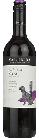 Yalumba Y Series South Australia Merlot 2019