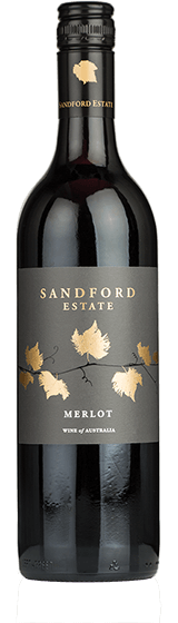 Sandford Estate Australian Merlot 2018