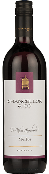 Chancellor & Co Australian Merlot 2018