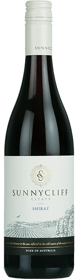 Sunnycliff Estate Australian Shiraz 2018