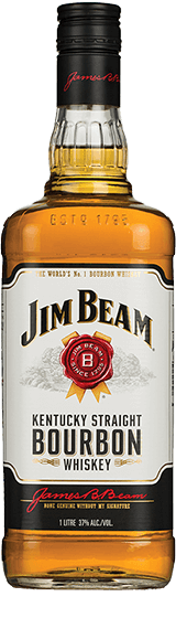 Jim Beam Bourbon (1Litre)