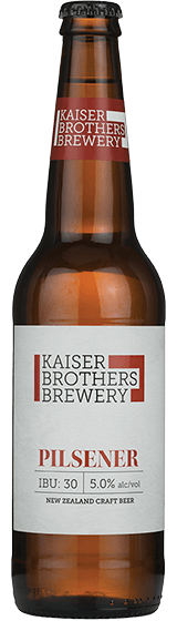 Kaiser Brothers Brewery Pilsner (500ml)