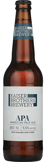 Kaiser Brothers Brewery American Pale Ale (500ml)