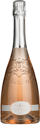 Celene Cuvee Royale Brut Rose NV