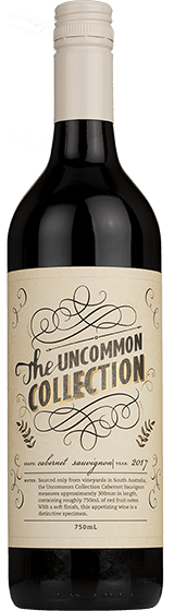 The Uncommon Collection South Australia Cabernet Sauvignon 2017