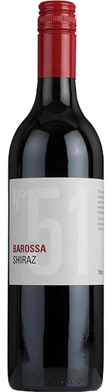 No 51 Barossa Shiraz 2017