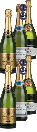 French Fizz 6 Pack