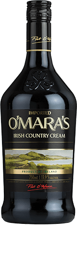 O'Mara's Irish Cream (750ml)