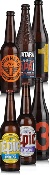 Beer 6 Pack - Customer Favourites