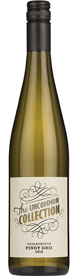 The Uncommon Collection Marlborough Pinot Gris 2018