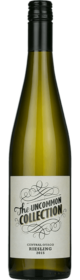 The Uncommon Collection Central Otago Riesling 2015
