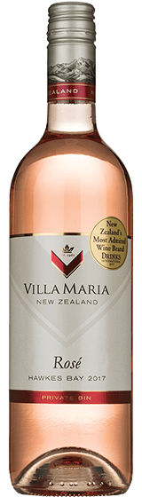Villa Maria Private Bin Hawkes Bay Rose 2018