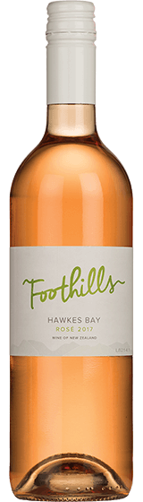 Foothills Hawkes Bay Rose 2017