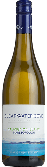 Clearwater Cove Marlborough Sauvignon Blanc 2018