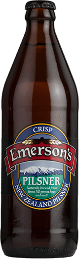 Emersons Pilsner (500ml)