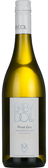 Babydoll Marlborough Pinot Gris 2017