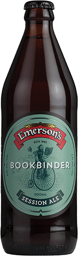 Emersons Bookbinder (500ml)