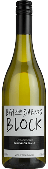 Bay & Barnes Marlborough Sauvignon Blanc 2018