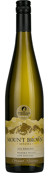 Mount Brown Waipara Valley Grand Reserve Riesling 2016