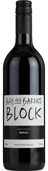 Bay & Barnes East Coast Merlot 2019