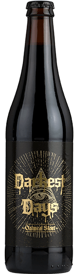 Liberty Darkest Days Oatmeal Stout (500ml)