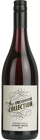 The Uncommon Collection Central Otago Pinot Noir 2017