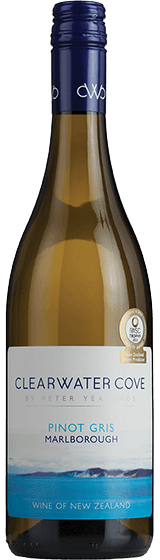 Clearwater Cove Marlborough Pinot Gris 2018