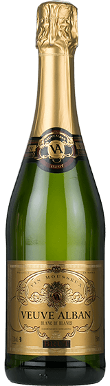 Veuve D'alban French Brut NV