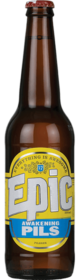 Epic Awakening Pilsner (500ml)
