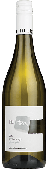 Lil Rippa Central Otago Pinot Gris 2018