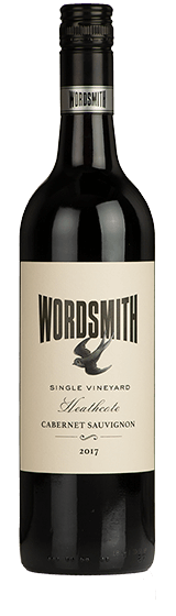 Wordsmith Single Vineyard Heathcote Cabernet Sauvignon 2017