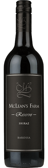 Mcleans Farm Reserve Barossa Valley Shiraz 2017