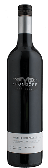 KRONDORF THE GROWERS BAROSSA CABERNET SAUVIGNON 2016