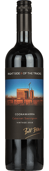 Right Side Of The Tracks Coonawarra Cabernet 2016