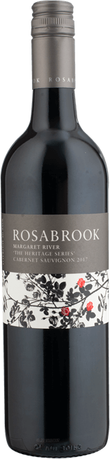 Rosabrook Heritage Series Margaret River Cabernet Sauvignon 2017 - Wine of the Year Winner 2019