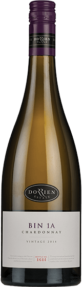 DORRIEN ESTATE BIN 1A CHARDONNAY 2014