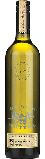 BLACK WATTLE MOUNT BENSON CHARDONNAY 2016