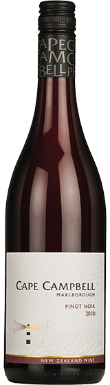 Cape Campbell Marlborough Pinot Noir 2018