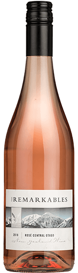 THE REMARKABLES CENTRAL OTAGO ROSE 2018