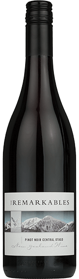THE REMARKABLES CENTRAL OTAGO PINOT NOIR 2018