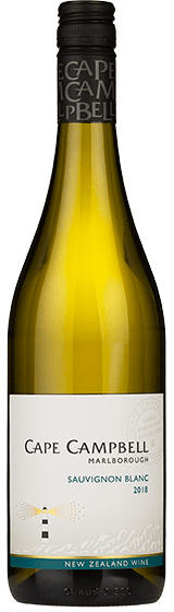CAPE CAMPBELL MARLBOROUGH SAUVIGNON BLANC 2018