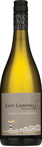 CAPE CAMPBELL RESERVE MARLBOROUGH SAUVIGNON BLANC 2017