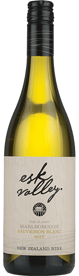 Esk Valley The Plains Marlborough Sauvignon Blanc 2017